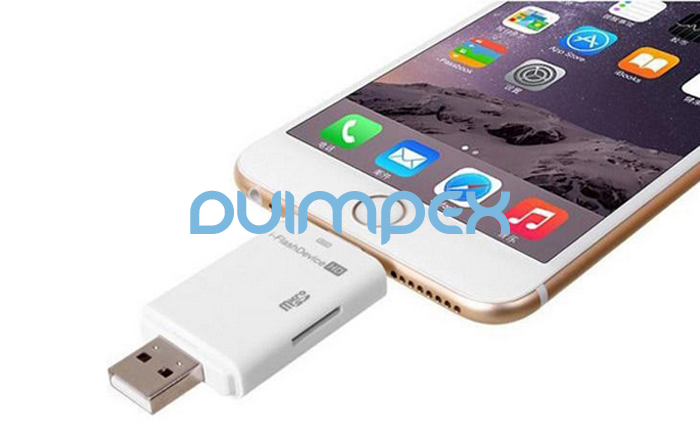 o11 i flash driver hd usb disk f r iphone ipad ipod otg extern kartenleser app. Black Bedroom Furniture Sets. Home Design Ideas