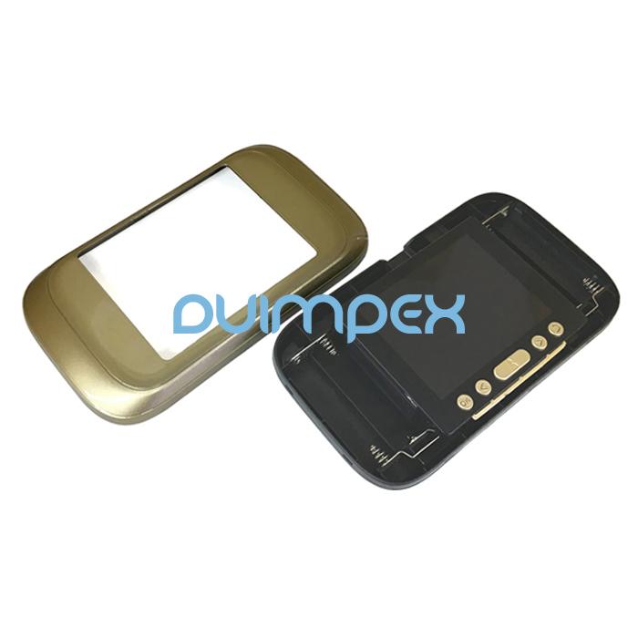 a16 digital t rspion klingelanlagen berwachung kamera tft monitor pir sensor. Black Bedroom Furniture Sets. Home Design Ideas
