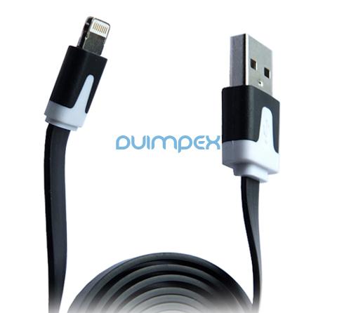1 meter lightning kabel ladekabel datenkabel adapter usb ipad mini iphone 5 ebay. Black Bedroom Furniture Sets. Home Design Ideas