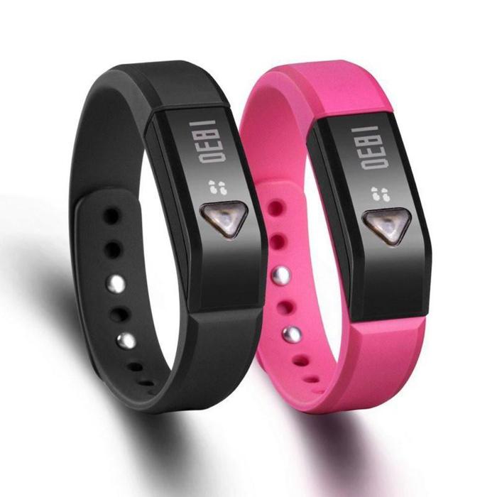 b54 smartwatch armband puls uhr schrittz hler sport. Black Bedroom Furniture Sets. Home Design Ideas