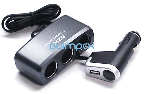 USB 5V 1A 70W H20 12V-24V KFZ Auto Steckdose Ladegerät über Zigarettenanzünder