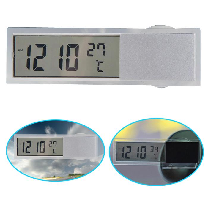 R29 KFZ Auto Thermometer Mechanischer Zeiger Digitale Temperatur Zählwerkzeug