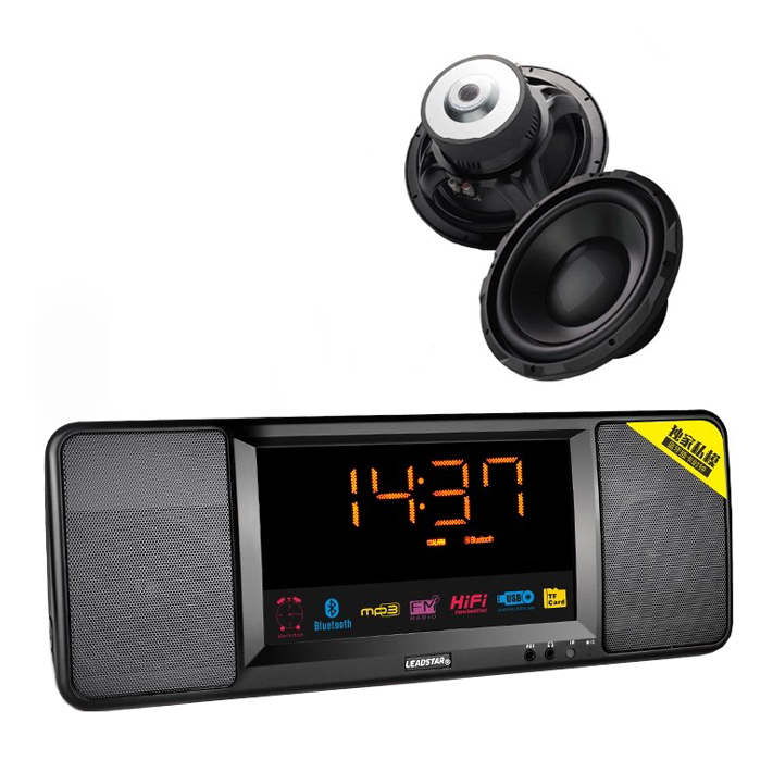 b16 lcd bluetooth wireless 10w lautsprecher timer akku mit tf usb aux fm radio 6219590904320. Black Bedroom Furniture Sets. Home Design Ideas