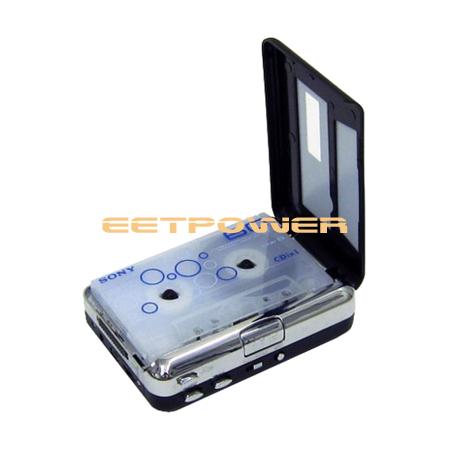 l26 usb mp3 kassetten player mc digitalisierer konverter recorder adapter musik ebay. Black Bedroom Furniture Sets. Home Design Ideas