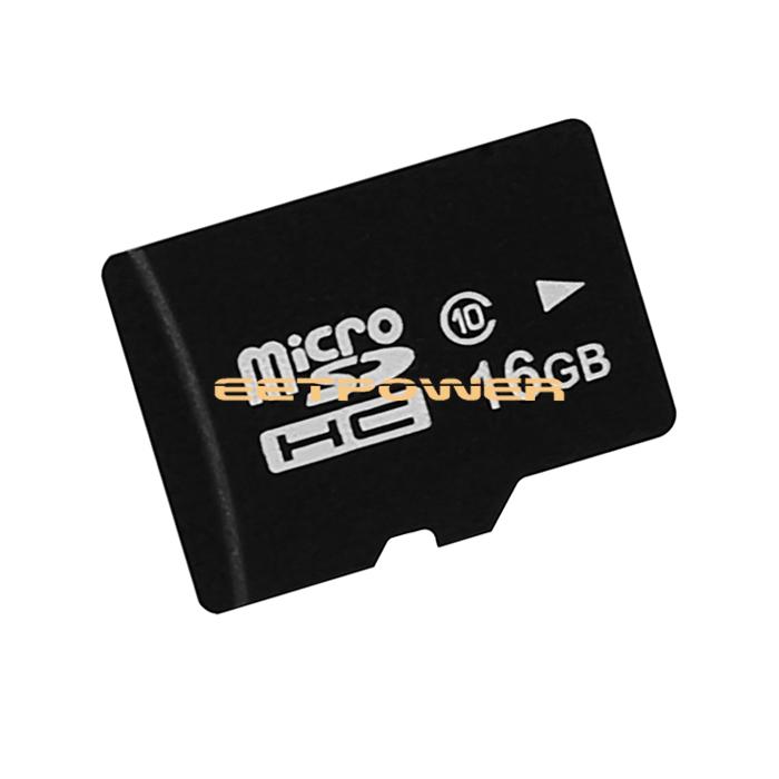 E23 16GB micro TF Karte SD Memory Card Speicherkarte SDHC für Handy ...